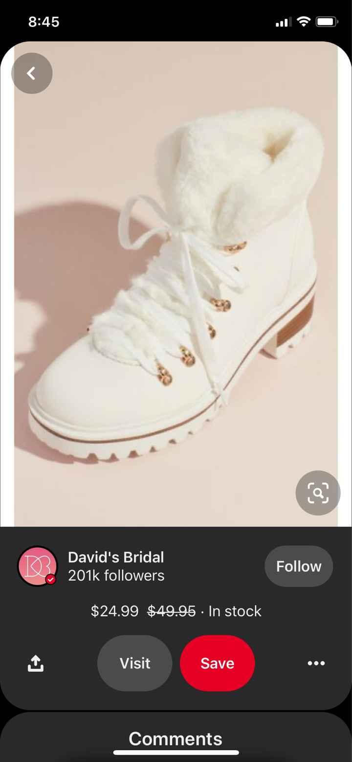 Shoe help! - 1