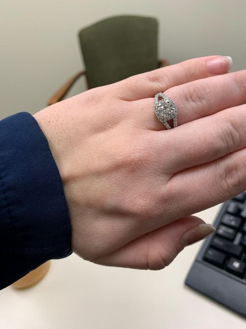 Brides of 2022! Show us your ring! 1