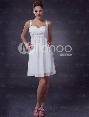 Little White Plus Size Dress Weddings Wedding Attire Wedding