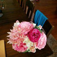 DIY!! Pink, lace, and burlap (bc I'm basic) lol