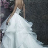 nyc Metro Area Bride Used Dress for Sale !!! Ballgown - 2