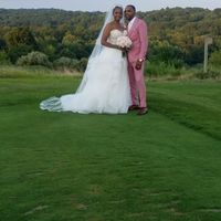 nyc Metro Area Bride Used Dress for Sale !!! Ballgown - 7