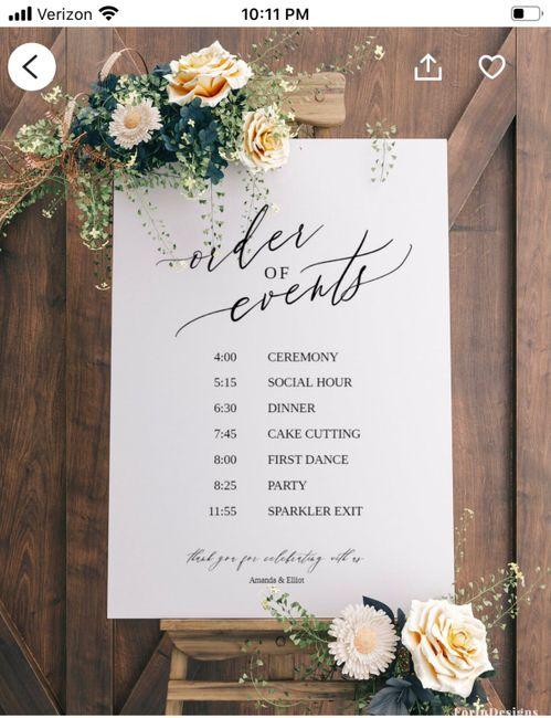 iso Wedding Signs 1