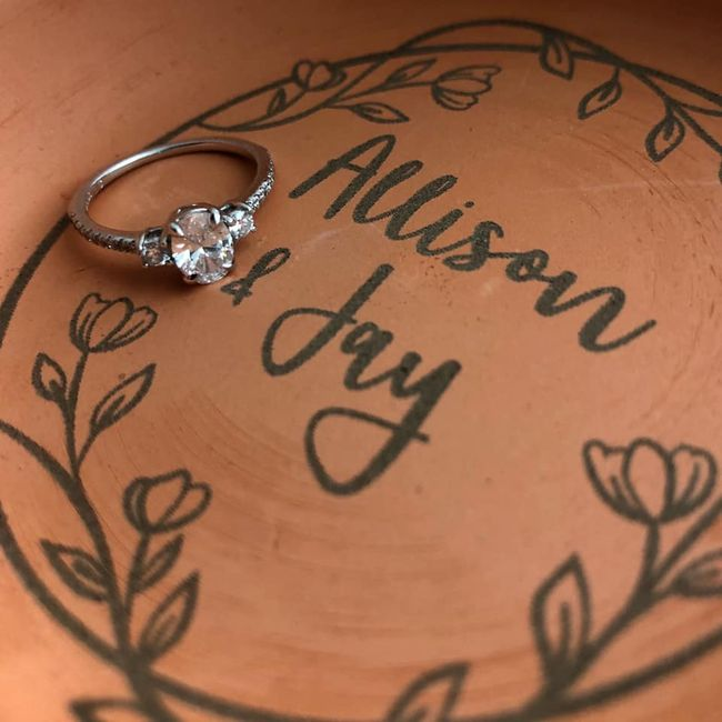 Oval engagement rings 4