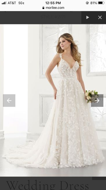 Unofficially Said Yes to the Dress!! 1