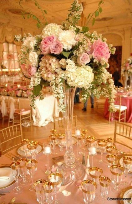 Tall Centerpieces Weddings Style And Decor Wedding Forums
