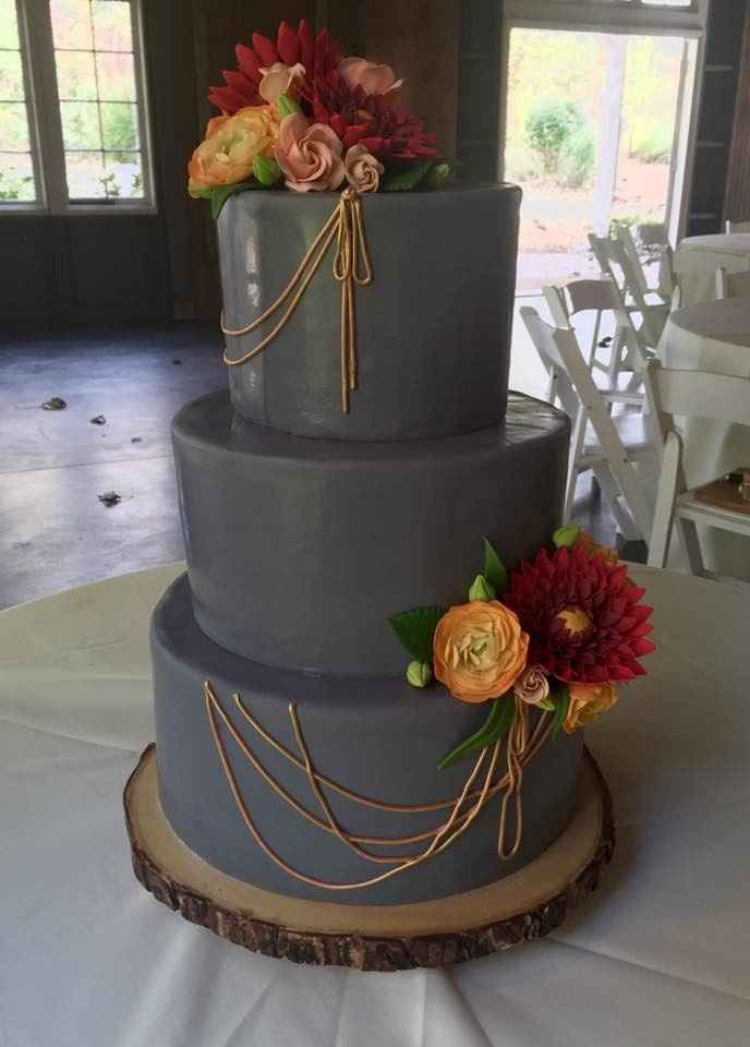Wedding Cake Cost (????)