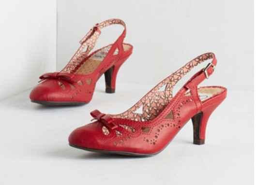 Show me your shoes ladies
