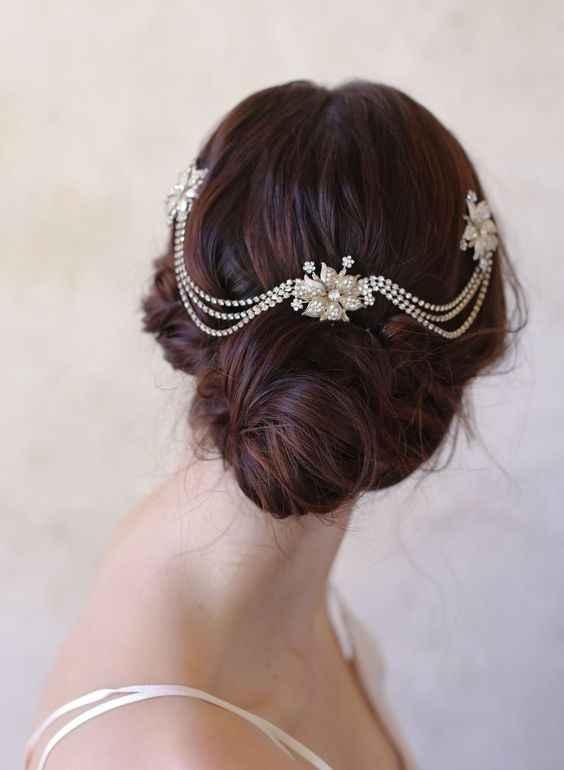 Favorite bridal accessory
