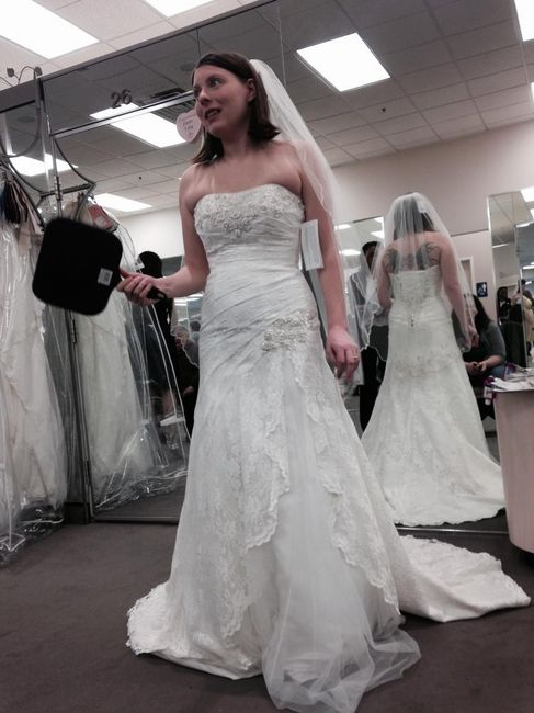 Very Popular Wedding Dress