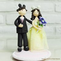 Any Unique Cake Toppers?