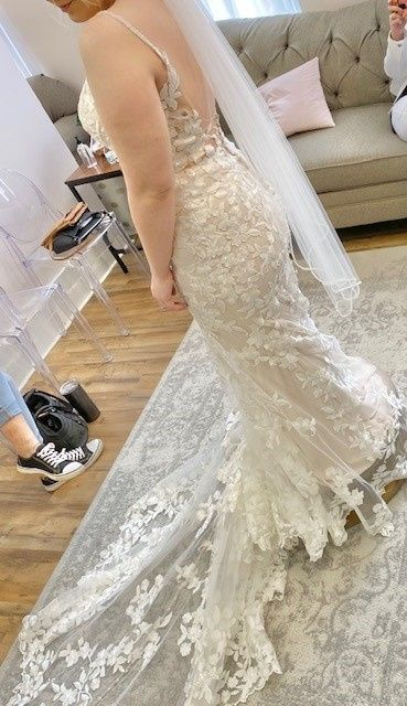 Said yes to my dress! 3