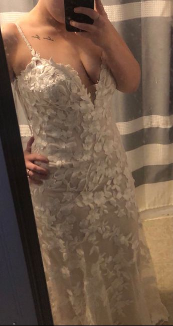 What to wear under the dress? 2