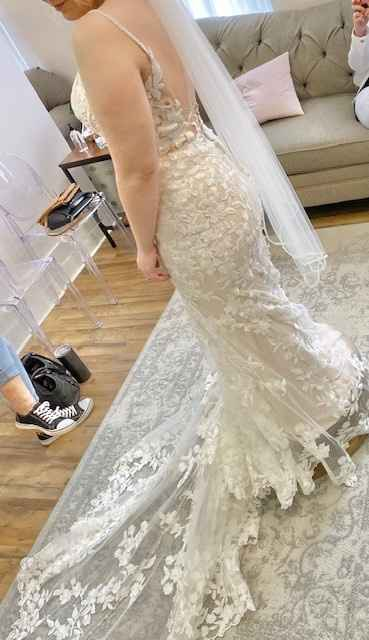 Said yes to my dress! - 3