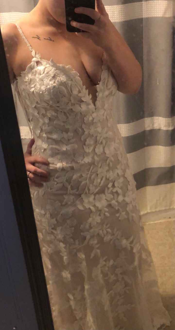What to wear under the dress? - 2