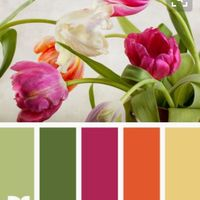 Fall Brides - What are your color schemes?