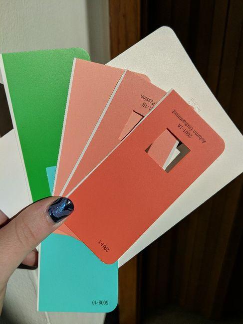 Color Scheme 1