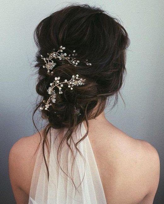 Windy Beach Wedding - Need Hair Help 10
