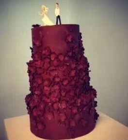 Wedding Cake pic  - tell me about yours:)