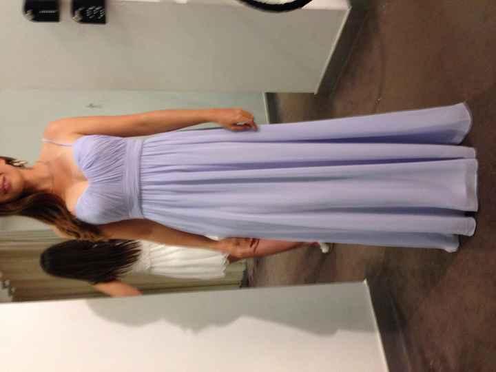 Bridesmaids attire - should I start being a bridezilla?