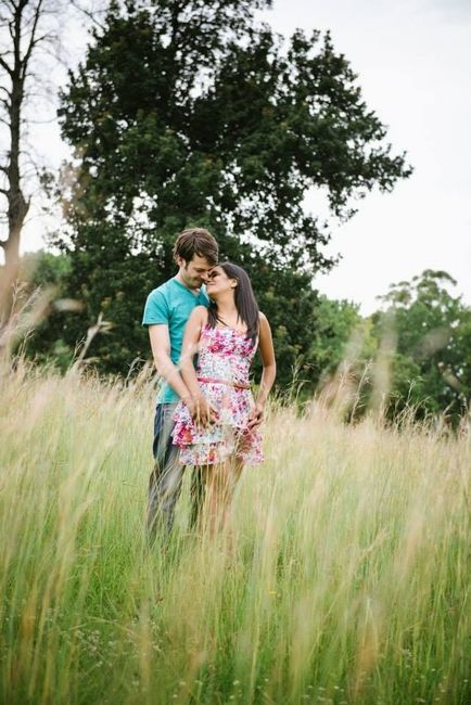 Engagement Pics - What did you wear? Picture of location included