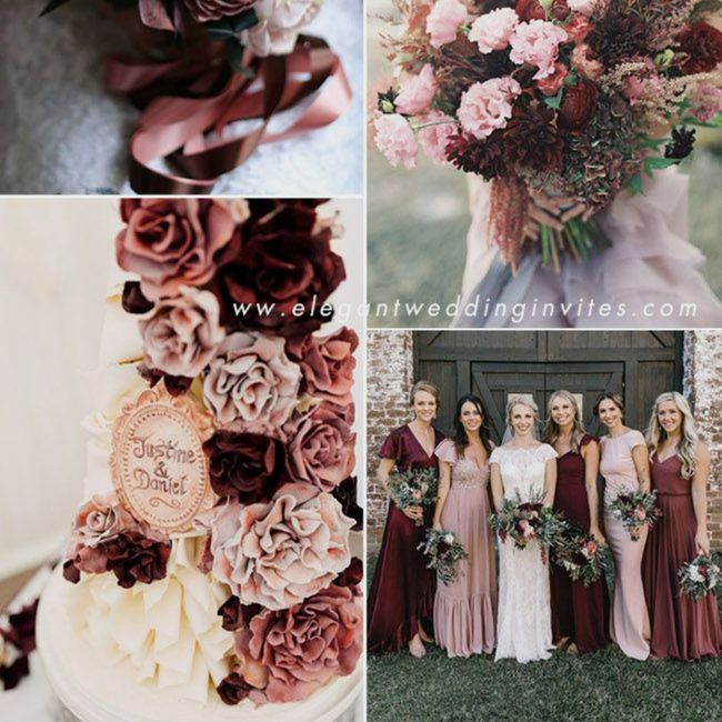 What colors did you choose for your wedding? 1