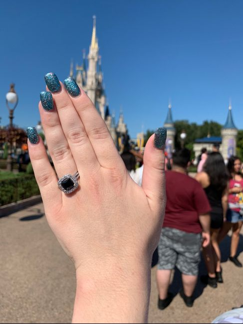 Blue wedding ring 1