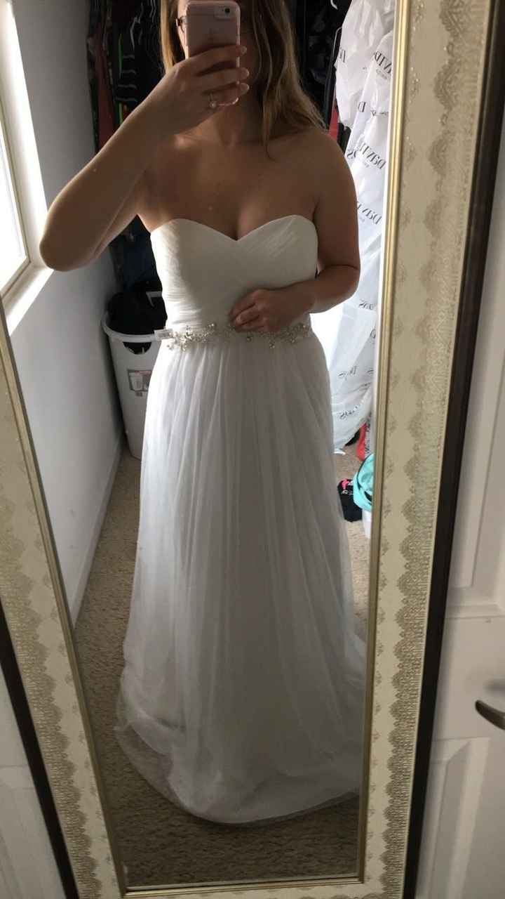 Lets see your dress :)