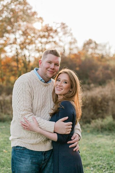 Fall Engagement Photo Faves! 2