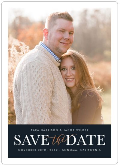 Save the Date Info? - 1