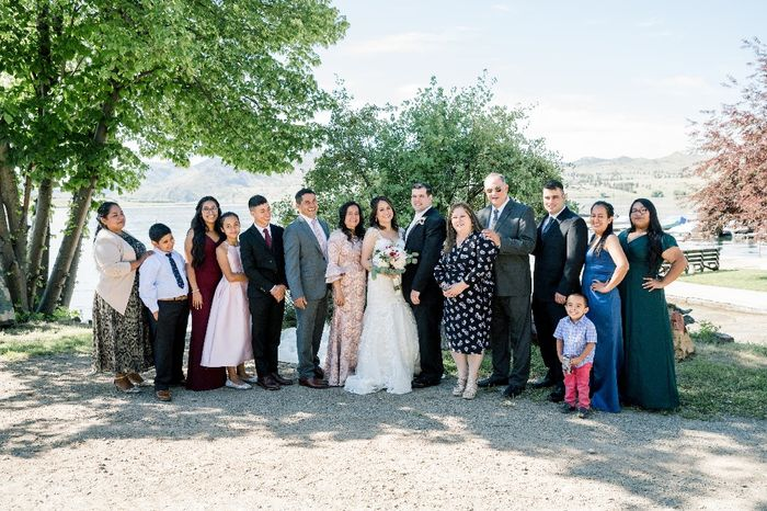 We did it! Here's our last minute 4th of July Wedding! 12