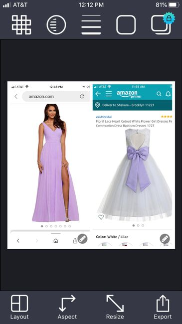 Purple hues for your big day 1