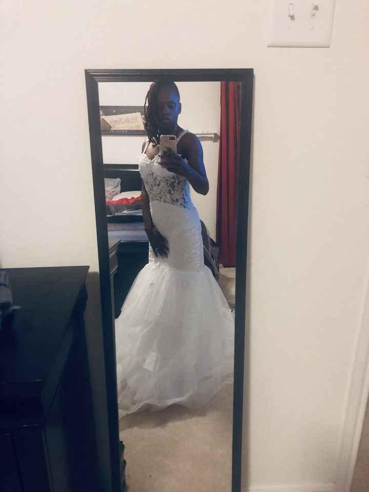 Dresses from David's Bridal 5