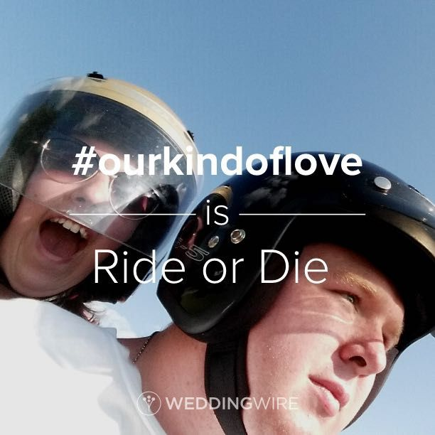 #ourkindoflove is.... 2