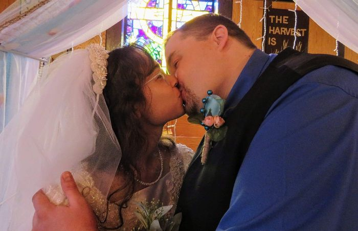 Got married and celebrating! 1