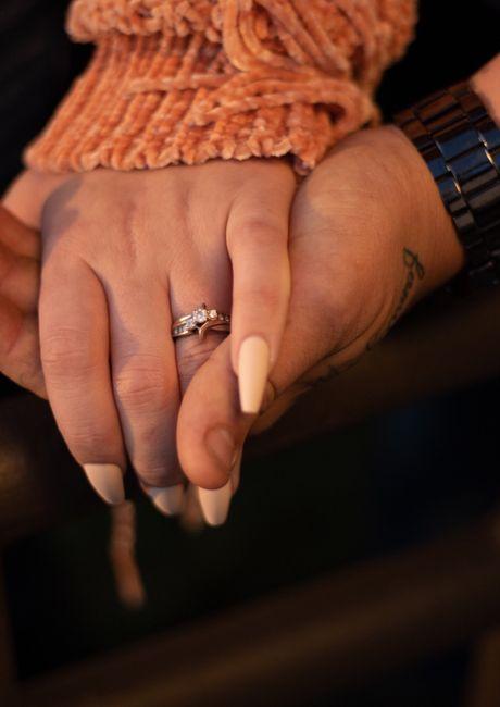 Engaged 💍 1