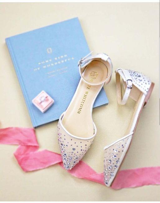 Wedding Shoes - Flats 7