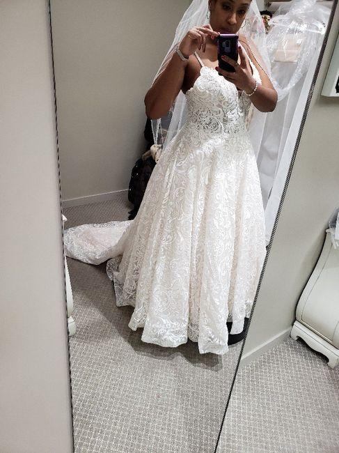 Let me see your dresses! 11