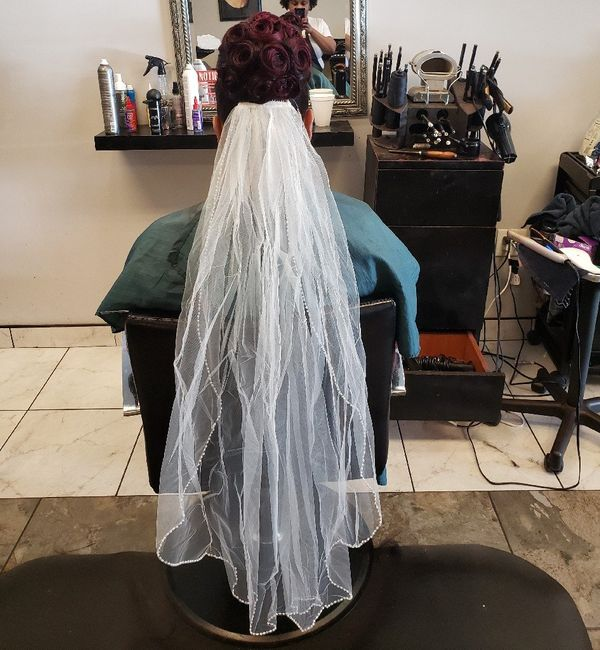 Wedding Day Make-up 16
