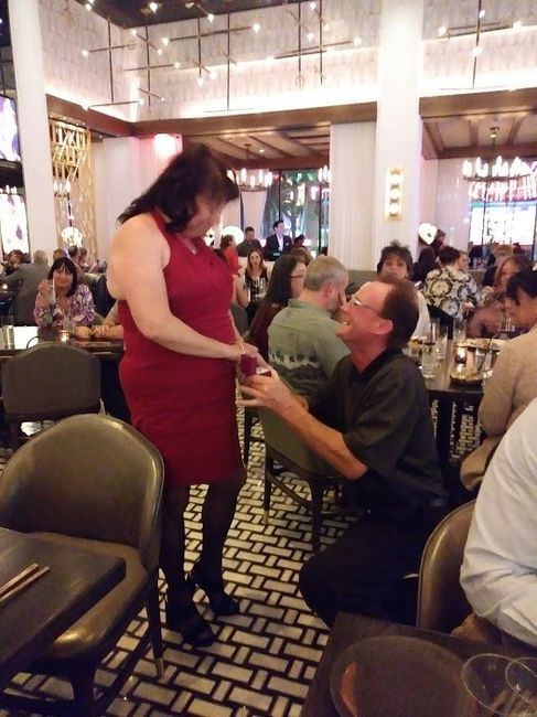 Was your proposal caught on camera? Share your proposal pic! 6