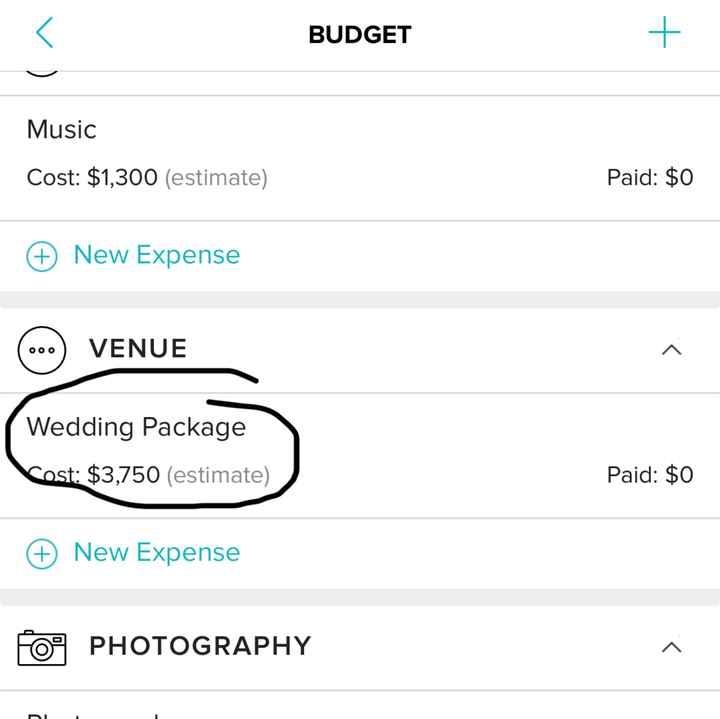 Re-do ww Budget - 1