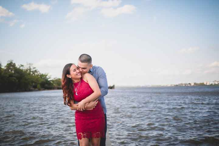 Engagement Photos- What did you wear? - 1