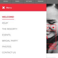 Wedding Website - 1