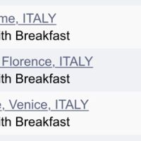 Just booked Honeymoon to Italy! - 2