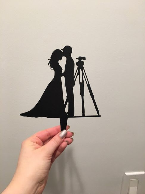 Custom Cake Toppers - can't find what I'm looking for 1