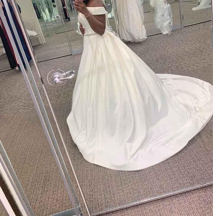 Dress help - 2