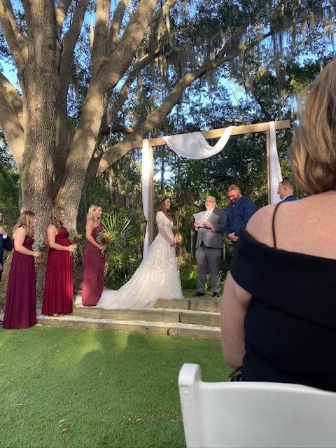 Which came first? Wedding Dress or Bridesmaids Dresses? 2