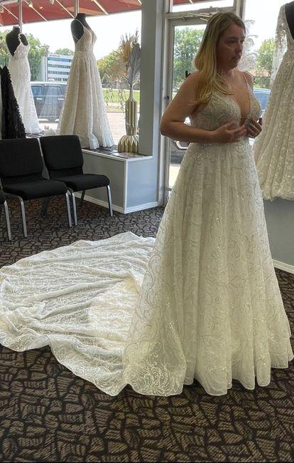 Brides of 2022 - Dress Pics! 10