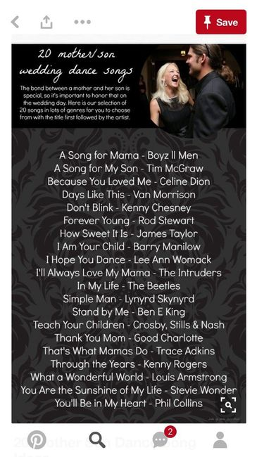 Mother And Son Wedding Dance Songs.Mother Son Dance Help Weddings Wedding Attire Wedding