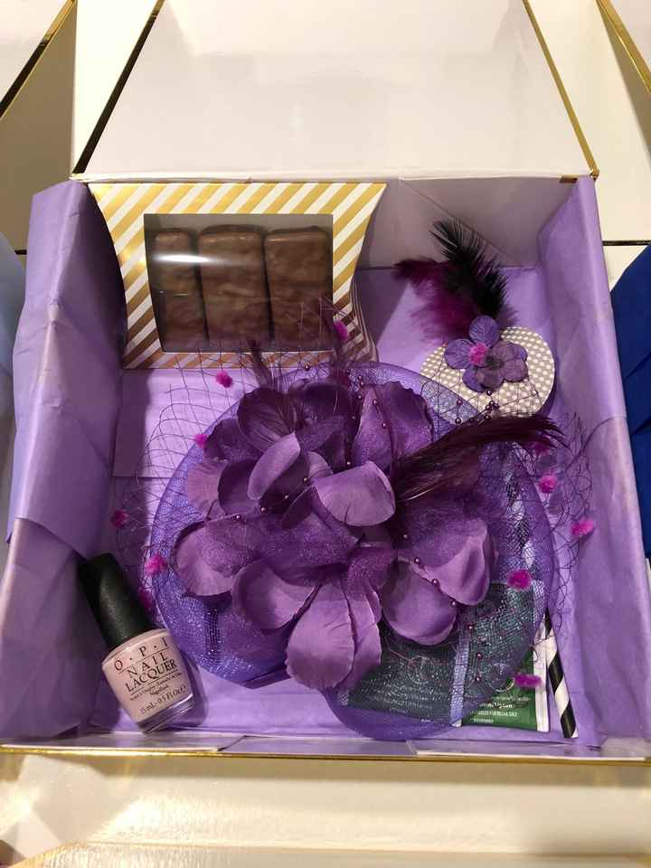 Bridesmaid Boxes - 1